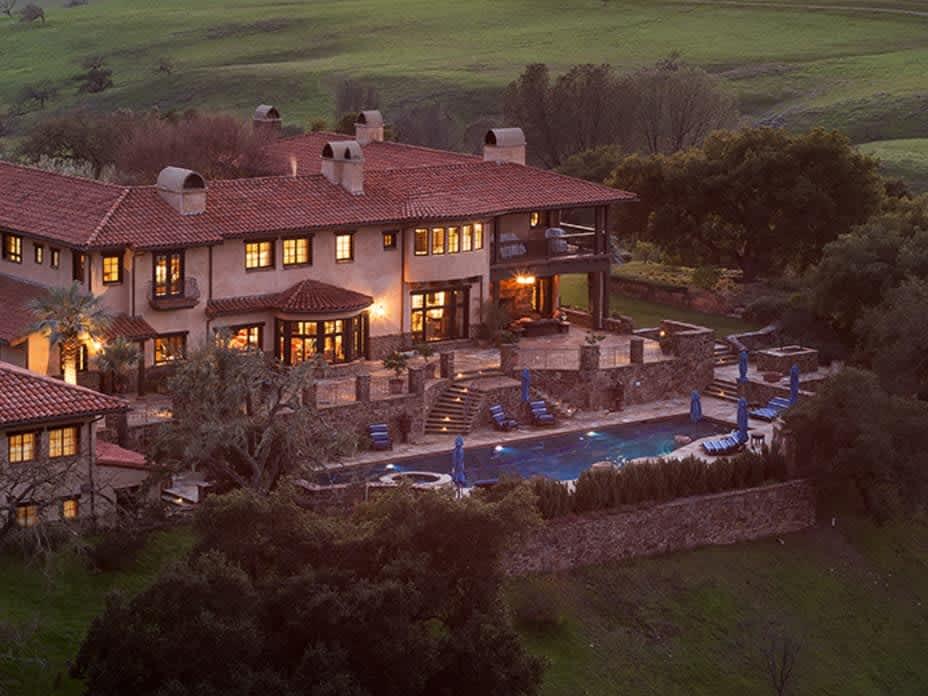 Inside a $24.5 Million California Ranch