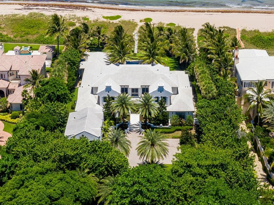 Inside an Infomercial King's $20 Million Florida Estate