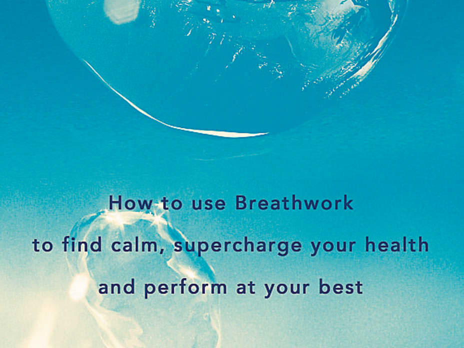 Well read: the book on how to breathe that you need to buy