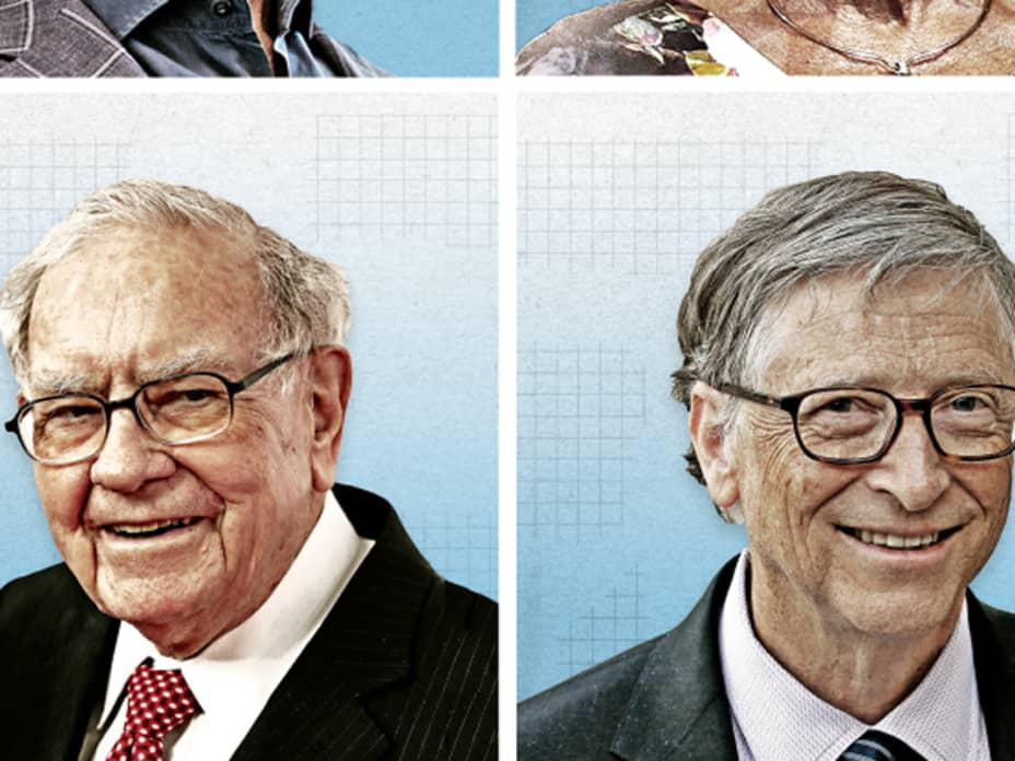 The 10 Richest Americans 2020