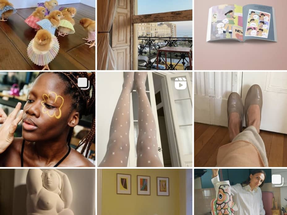 This week's editor's moodboards