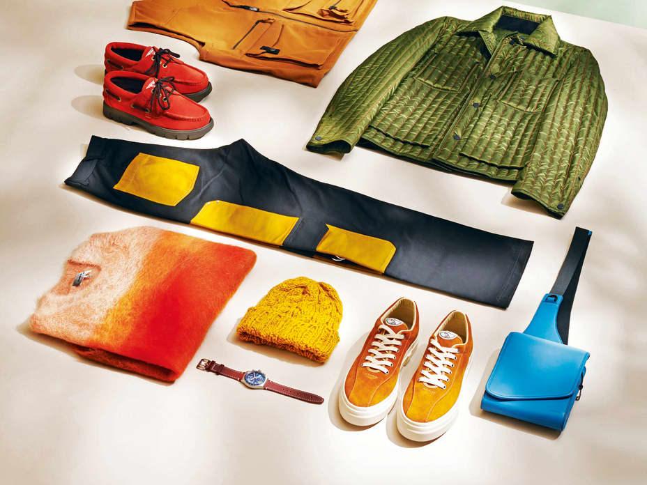 Menswear Trends: Work It