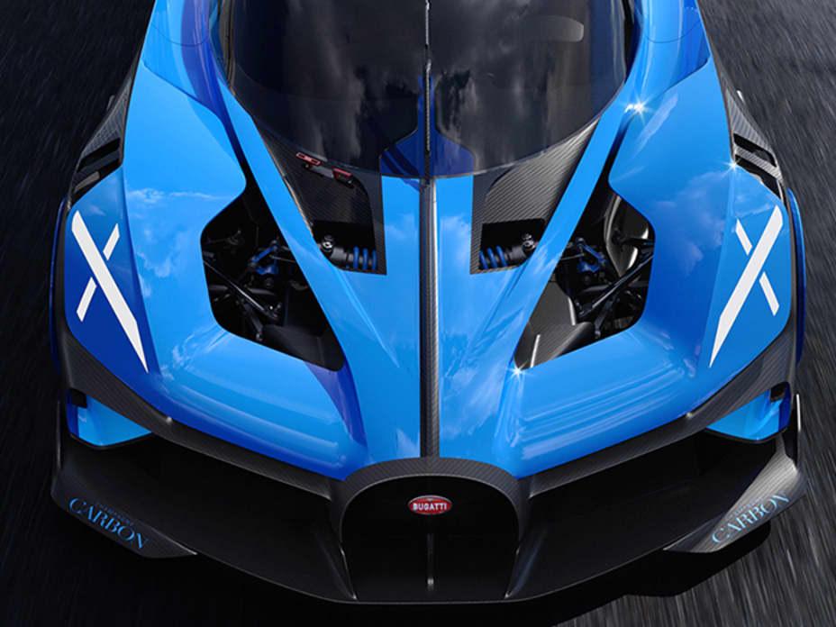 Meet Bugatti's Bold New Supercar Concept, the Bolide