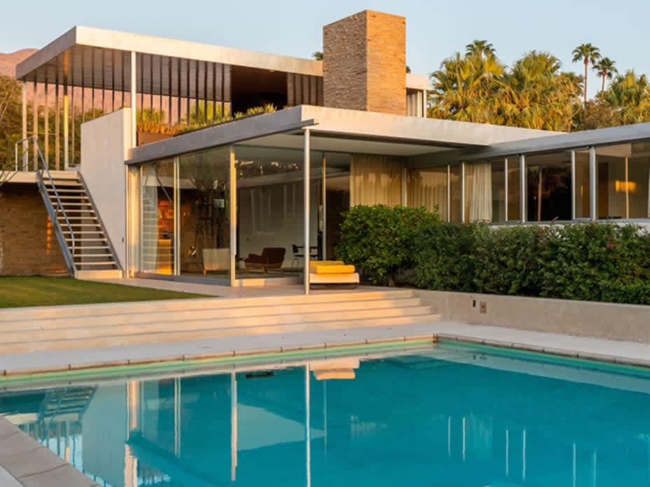 Inside the $25 Million Kaufmann Desert House