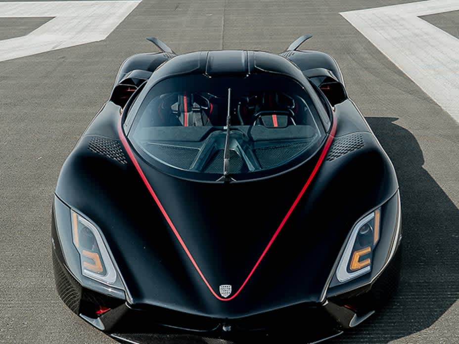 Meet the World's Fastest Production Car, the SSC Tuatara