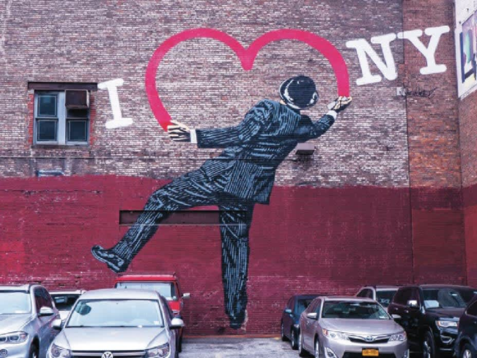 The coolest street art in North America Cities