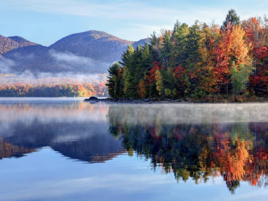Most Beautiful Places in Vermont: Mount Abraham, Warren Falls & More