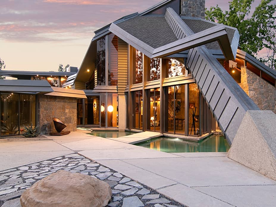 Inside Wilt Chamberlain's $14.9 Million Mansion