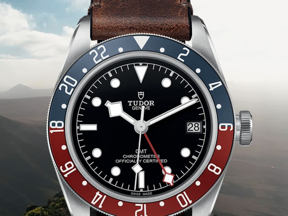 12 GMT Watches for World Travelers