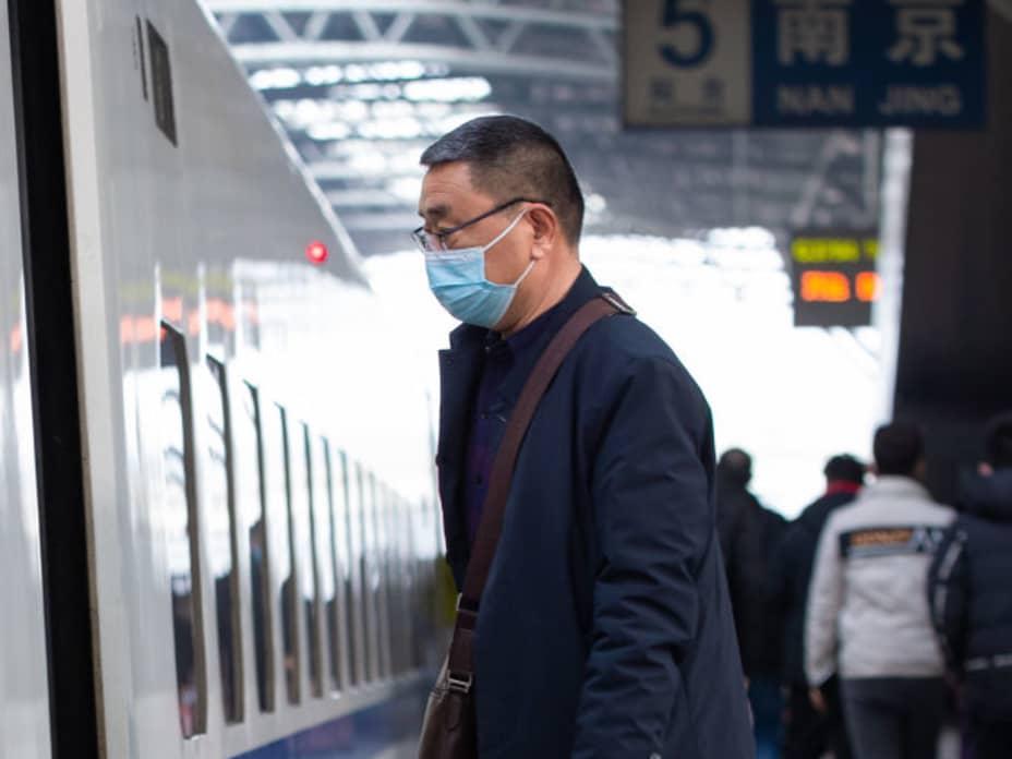 China's peak CNY travel season hit by Covid-19 resurgence