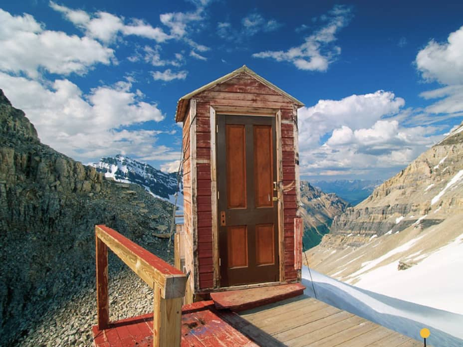 North America's most amazing and, at times, amusing toilets