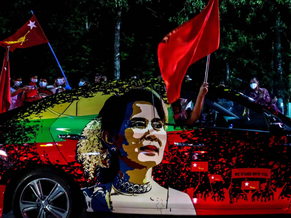 5 stories to understand Myanmar's military coup