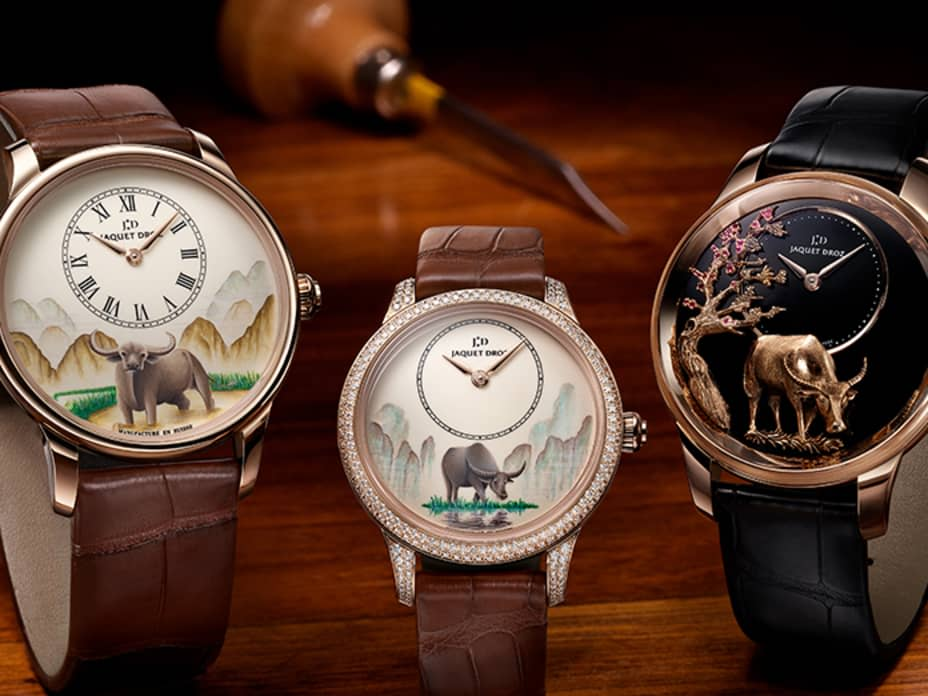 The Best Year of the Ox Watches