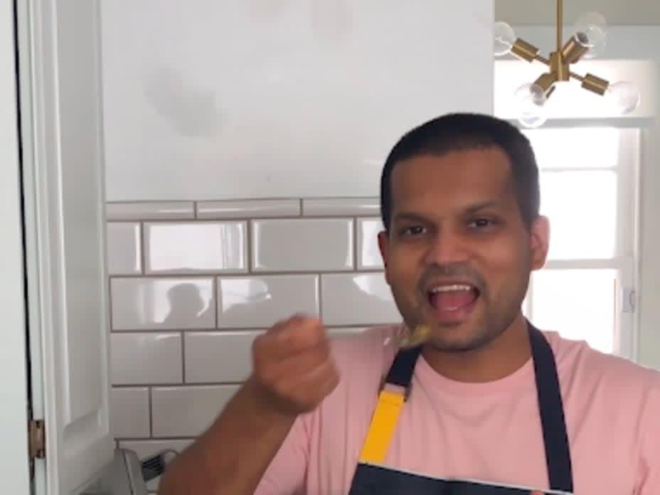 Nik Sharma Teaches You How To Make Dal Makhani