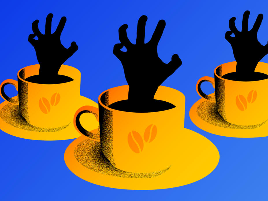 What Your Pandemic Coffee Habit Is Doing to Your Body