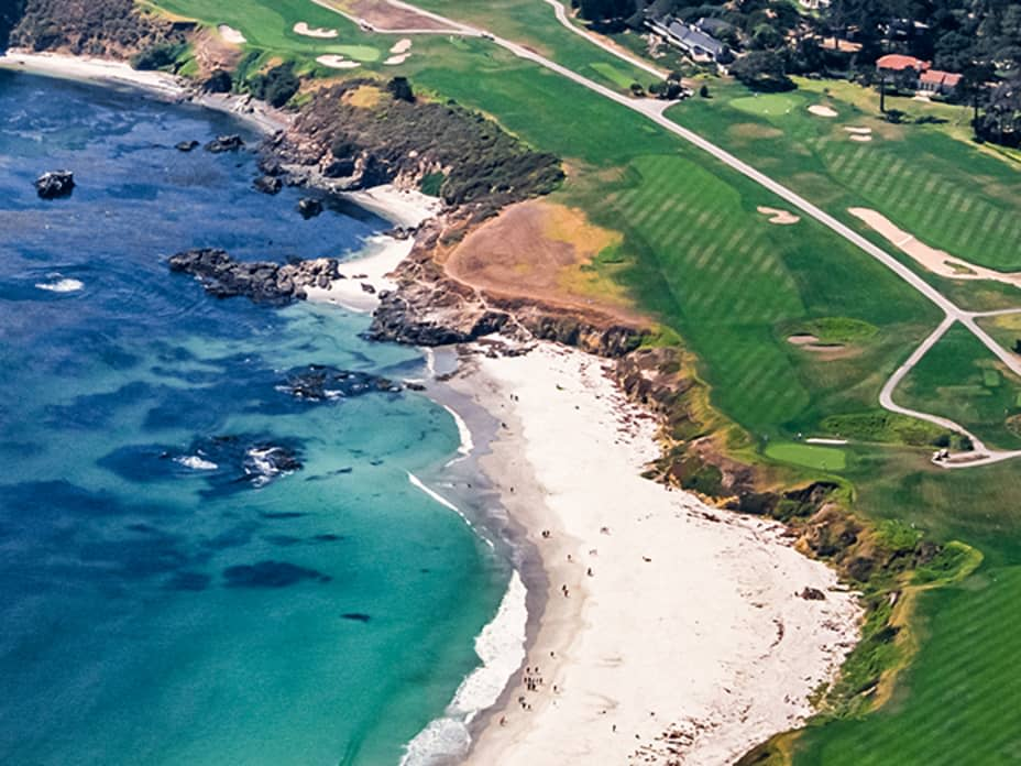 The World's Most Instagrammed Golf Courses 2021