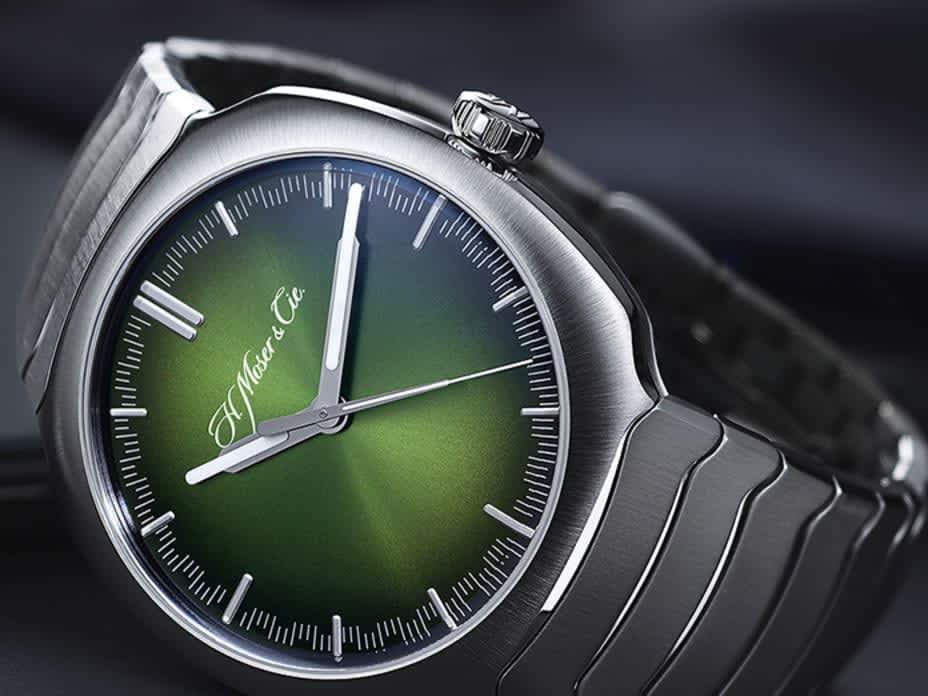 Spring Time: 10 of the Best Green-Dial Watches