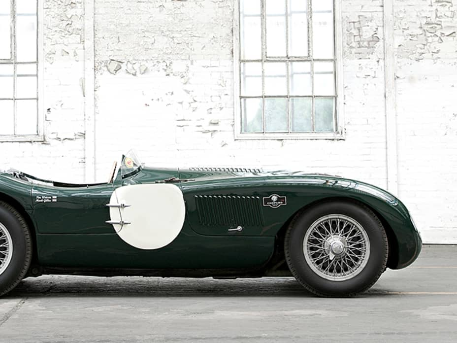 Jaguar Revives Its Classic Le Mans–Winning C-Type