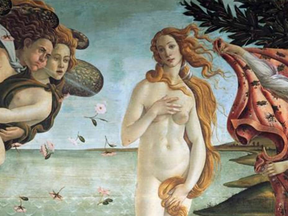 An Erotic Guide to Classic Nudes in Museums