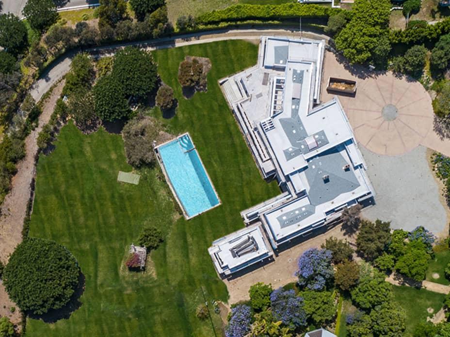 Inside Kevin Garnett's $16 Million Malibu Mansion