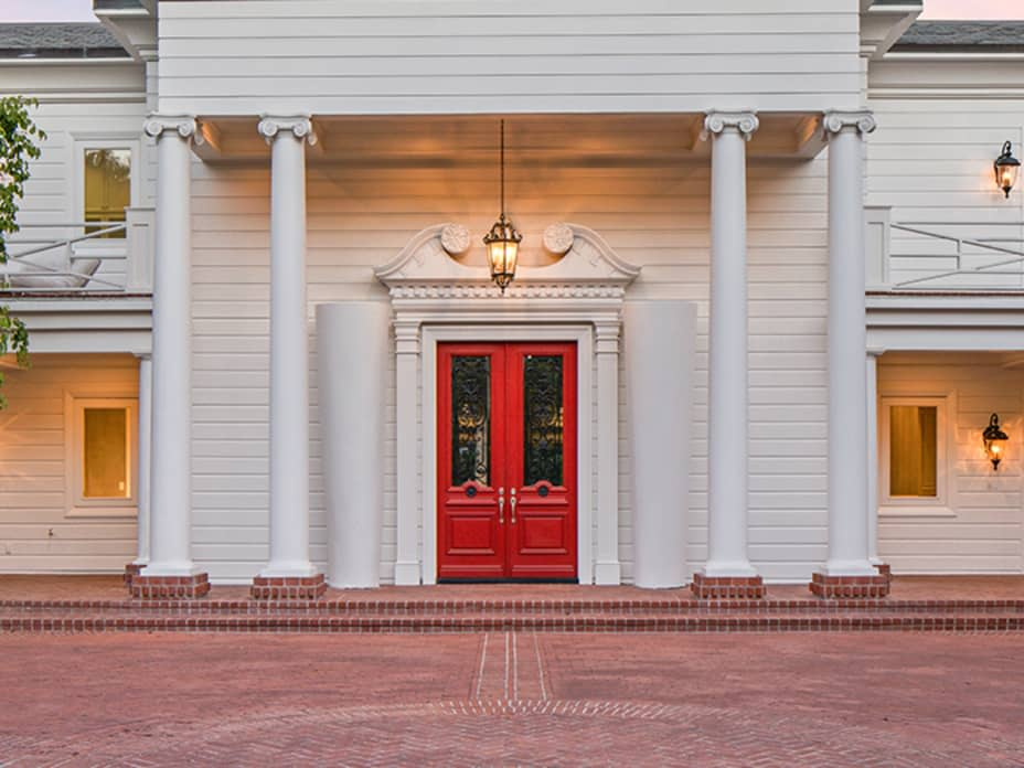 Inside Max Azria's $85 Million Holmby Hills Mansion