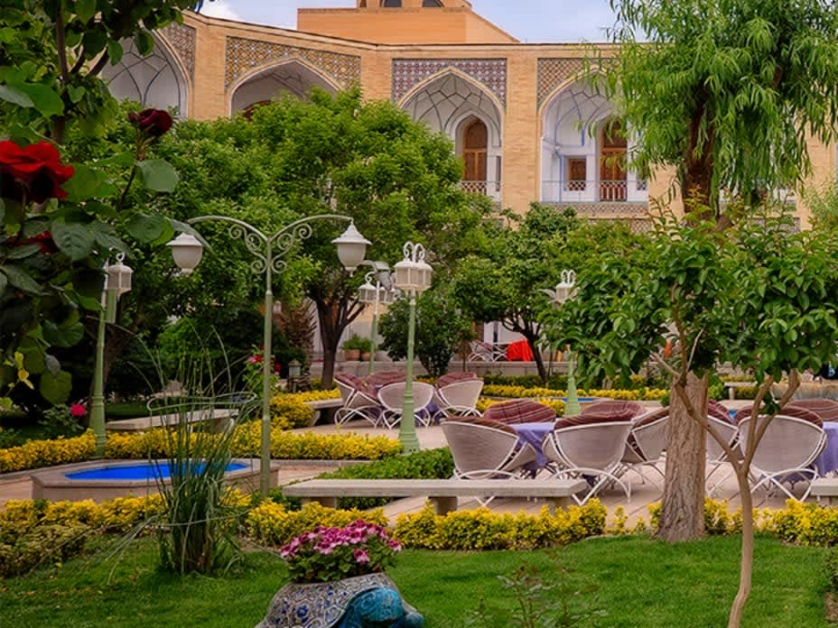 The Oldest Hotels in the Middle East