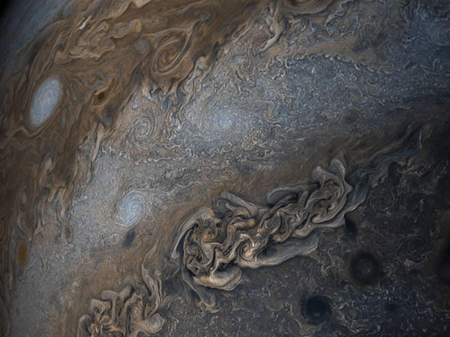 See Spectacular New Photos of Jupiter Taken by NASA