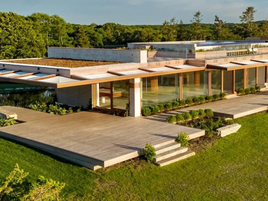 Inside a $32.5 Million Martha's Vineyard Home with Biophilic Design