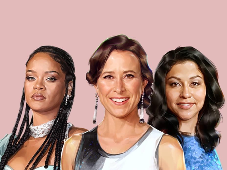 America's Richest Self-Made Women 2021