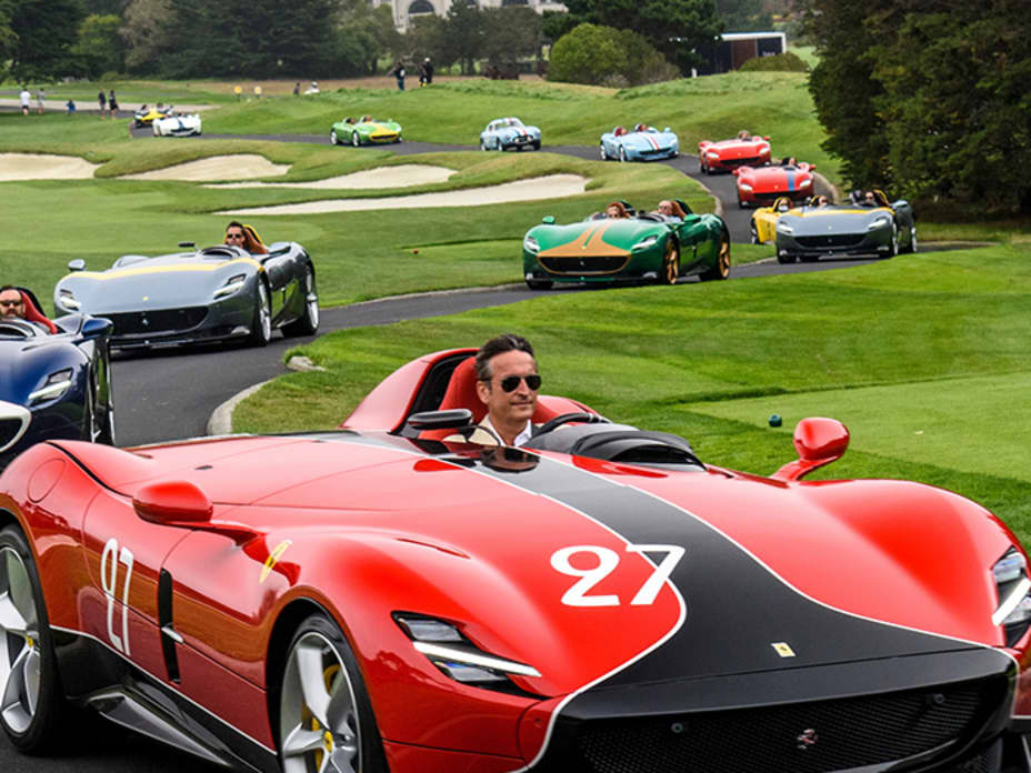 Monterey Car Week 2021: The Best of the Pebble Beach Concours d'Elegance and the Quail