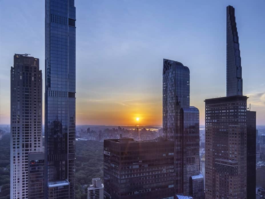 Inside a $150 Million New York Duplex