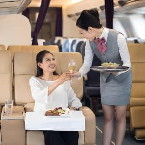 What's the Difference Between Business Class and First Class?