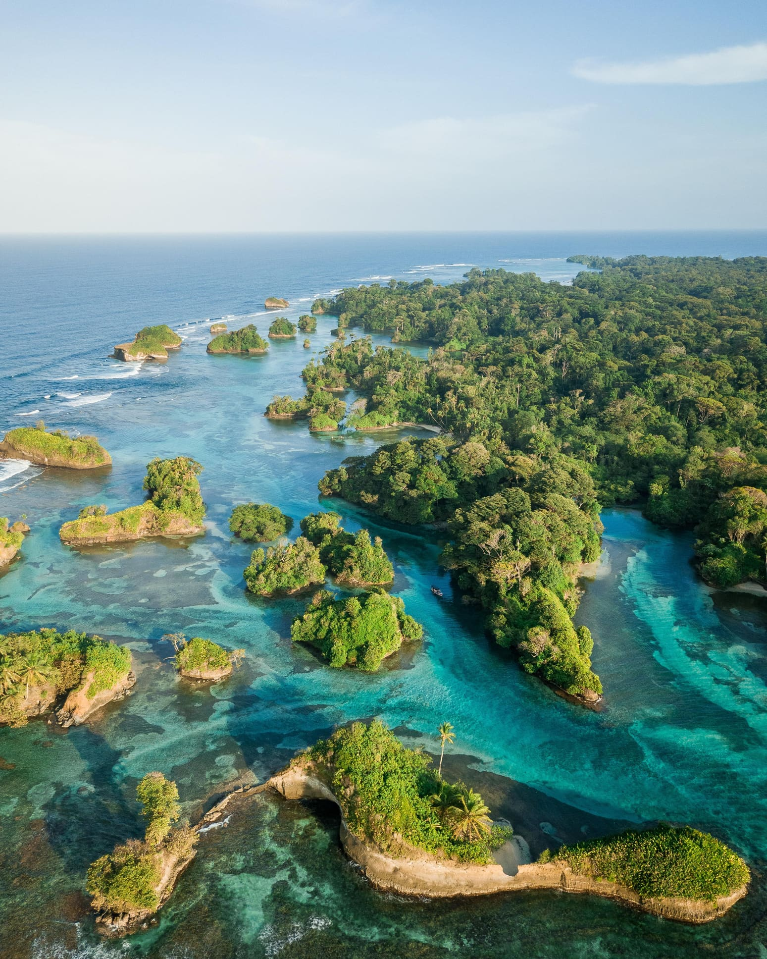 Coast of Panama