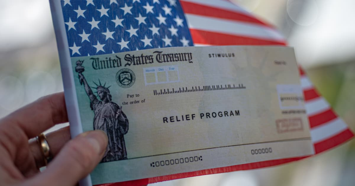 Haven't received your second stimulus? Here's what to know